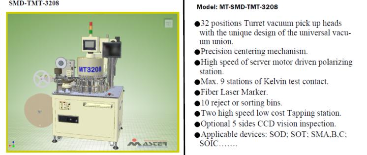 SMD TMT3208